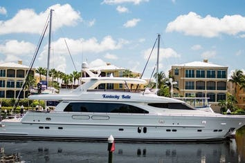99ft Yacht KENTUCKY BELLE