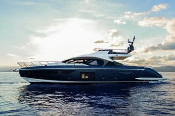 70ft Yacht LIMITLESS