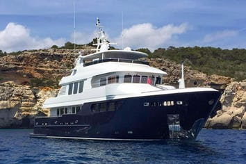 91ft Yacht BALTIC SEA
