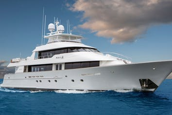 130ft Yacht PLAN A