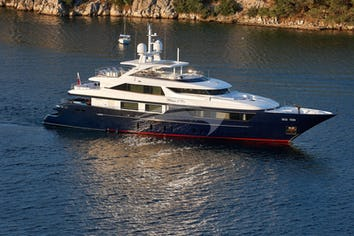 150ft Yacht SCORPION