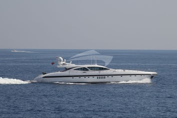 131ft Yacht AFRICAN CAT