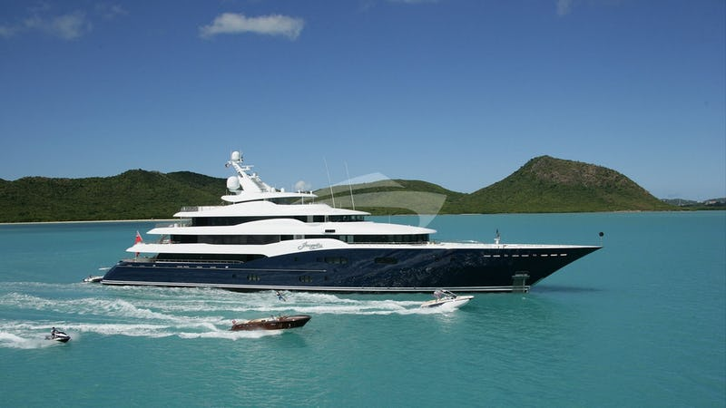 AMARYLLIS Yacht for Charter
