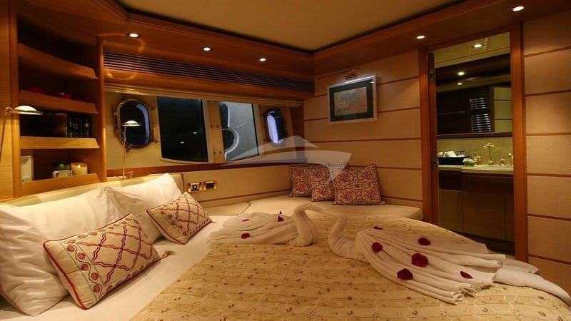 SEA LION II :: DOUBLE CABIN