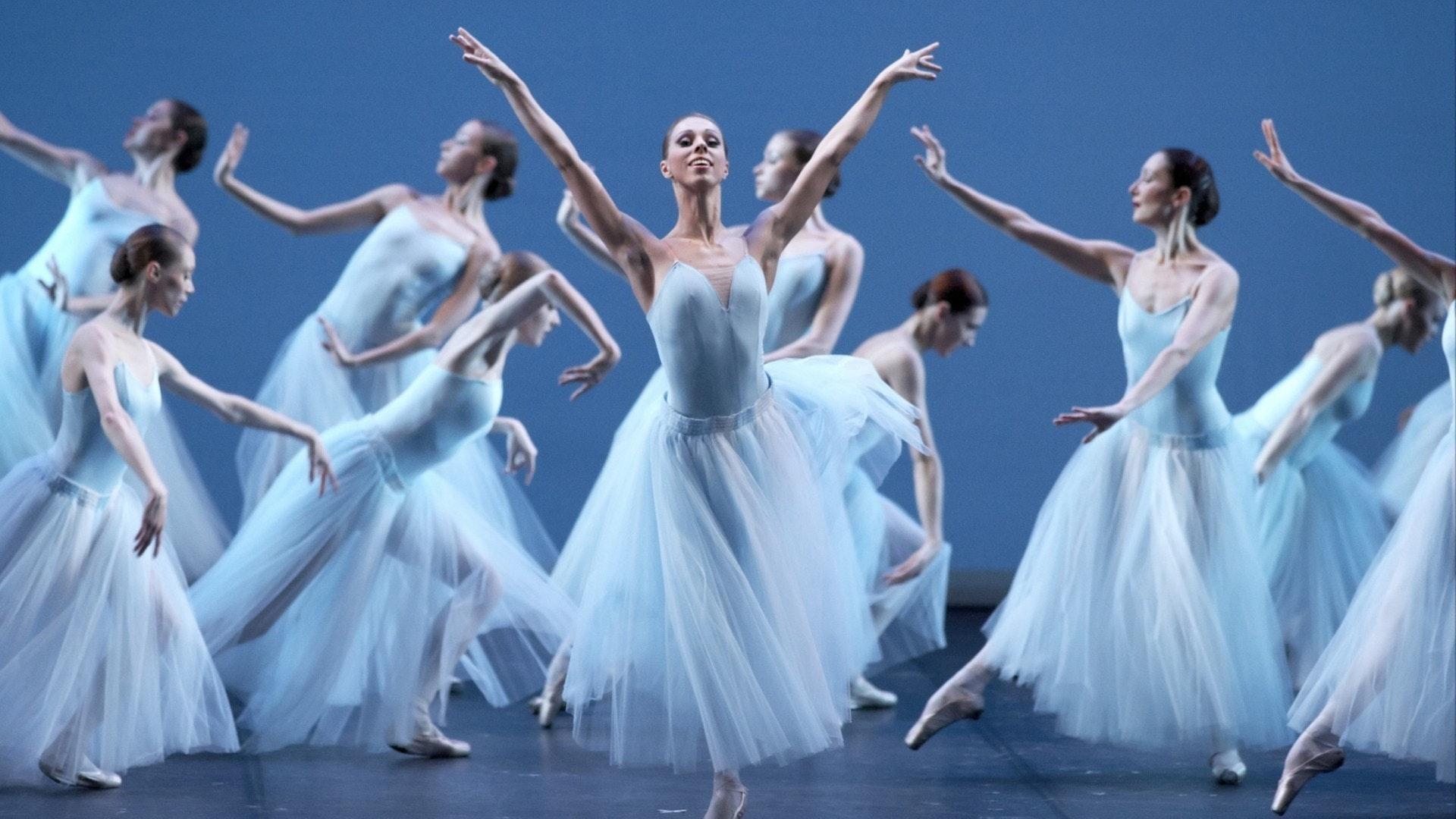 Балет Мариинского театра из Санкт-Петербурга (Россия) в Большом театре в Москве.