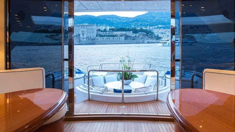 ALLURE :: View From Upper Saloon