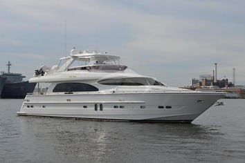 76ft Yacht ELLA CLARE