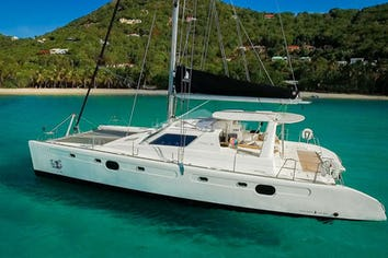 47ft Yacht VOYAGE 480