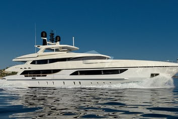 151ft Yacht MR. T