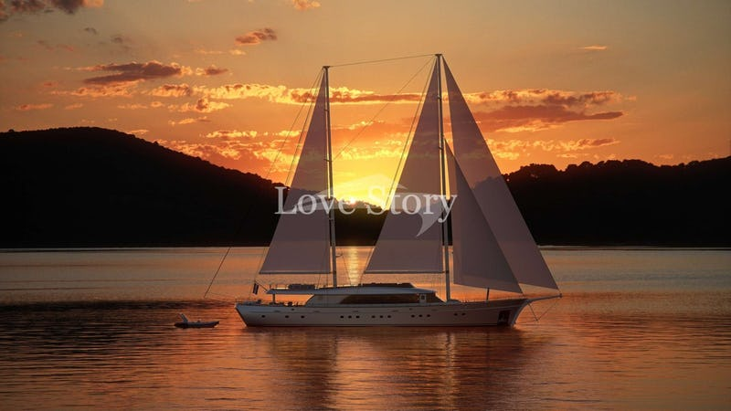 Yacht Charter LOVE STORY