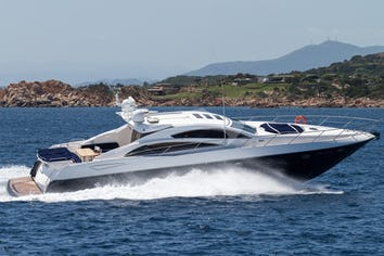 Luxury charter yacht ASPIRE OF LONDON
