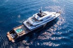 ICON  yacht charter in