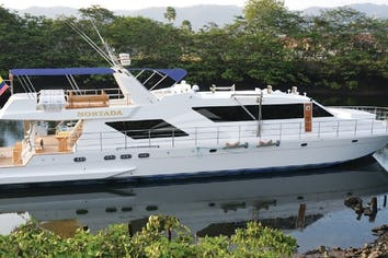 85ft Yacht NORTADA