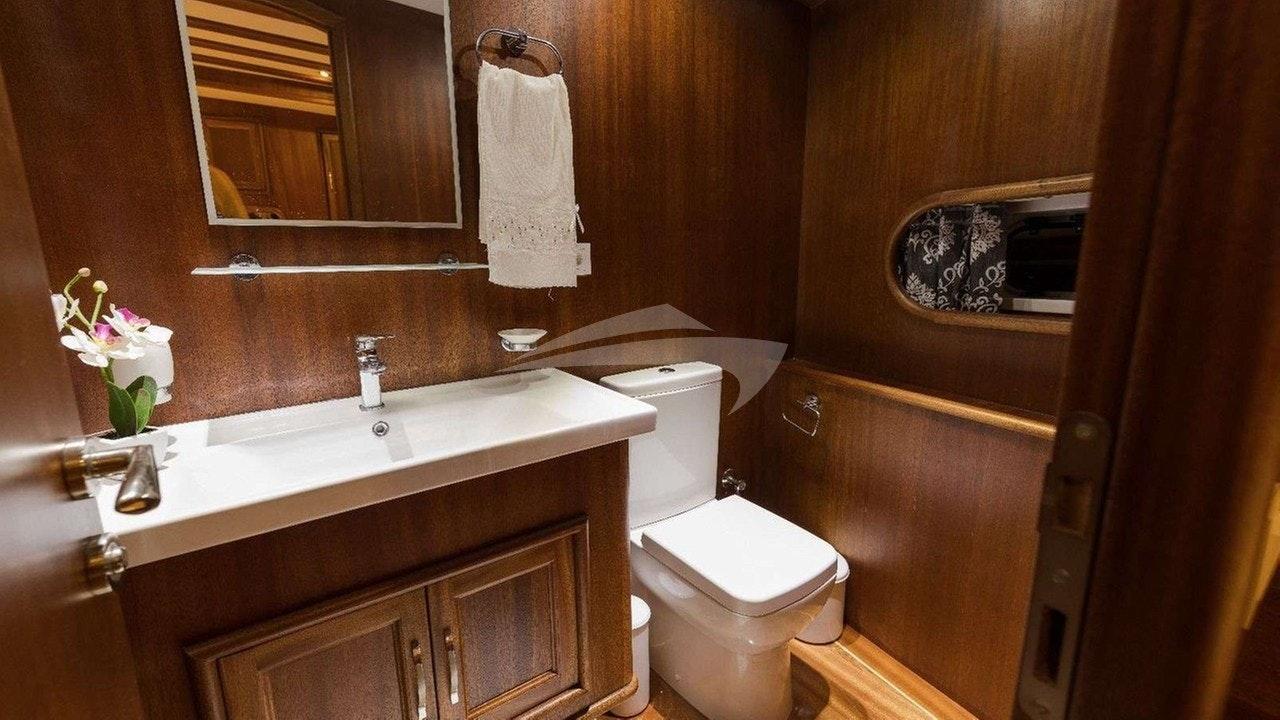 Gäste-Badezimmer
