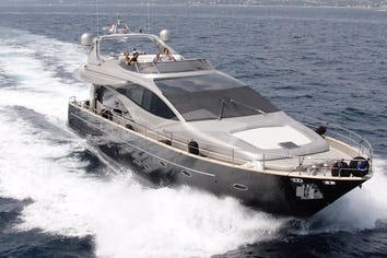 85ft Yacht BLACK PEARL AJACCIO