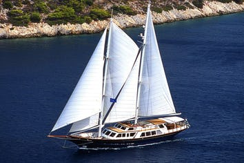 123ft Yacht ALTHEA