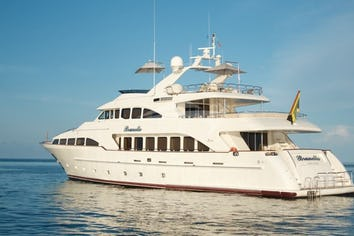 115ft Yacht BRUNELLO