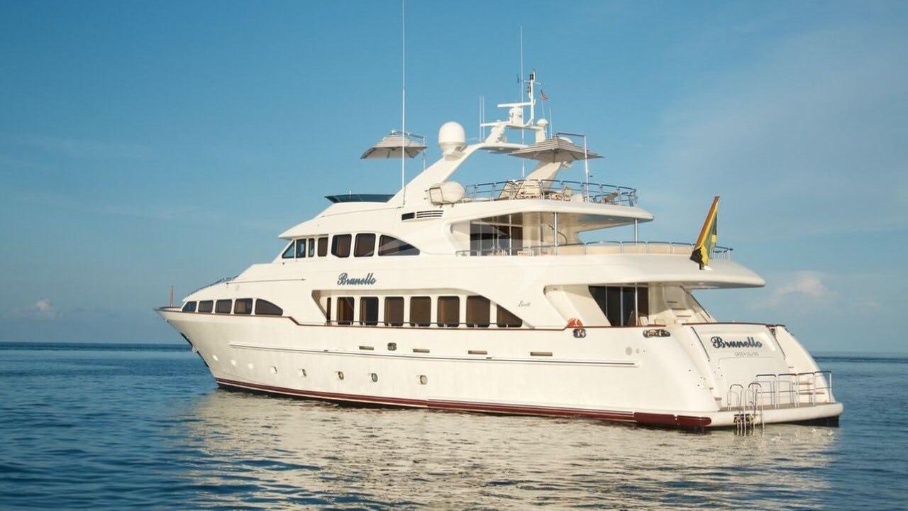 Yacht BRUNELLO Charter Yacht