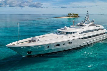 181ft Yacht TURQUOISE