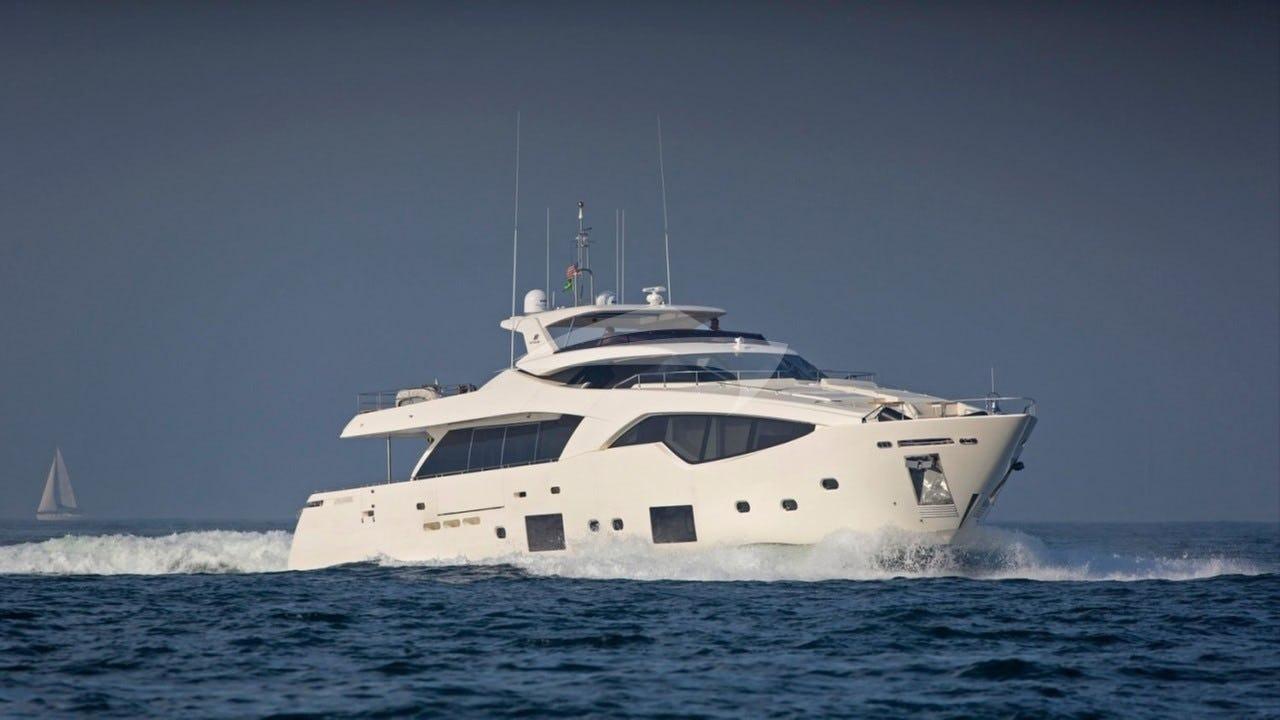 Yacht ALANDREA Charter Yacht