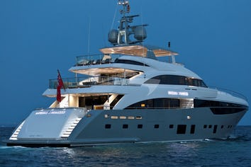 131ft Yacht IMPERIAL PRINCESS BEATRICE