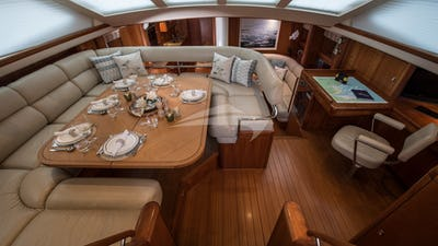 MIDNIGHT YACHT FOR CHARTER
