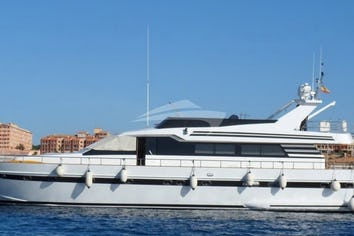 83ft Yacht LADY TATIANA OF LONDON