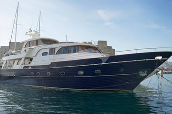73ft Yacht LADY EUGENIA