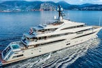 CLOUD 9  yacht charter in
