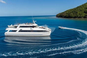 82ft Yacht PACIFIC QUEST