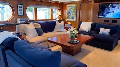 NEVER ENOUGH YACHT FOR CHARTER