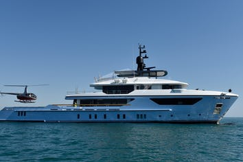 154ft Yacht DRIFTER WORLD