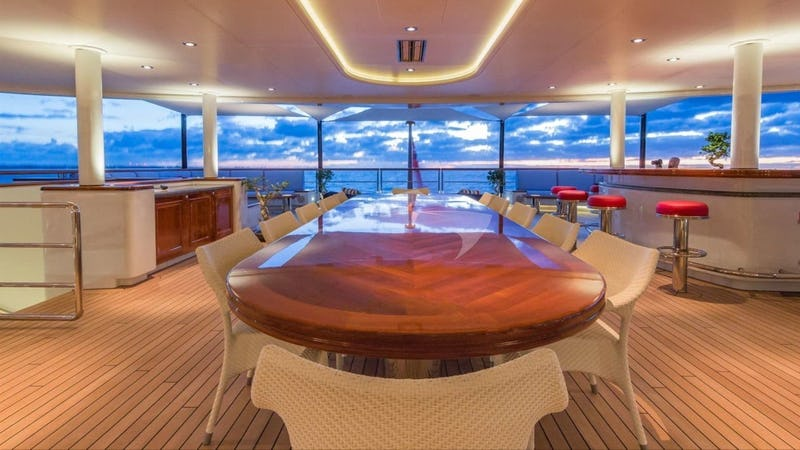 BELLA VITA Superyacht for charter