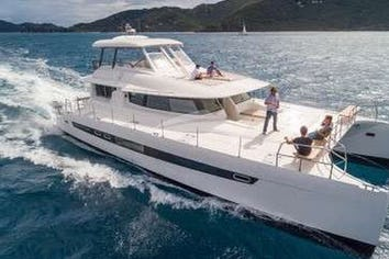 65ft Yacht VOYAGE 650 POWER CAT