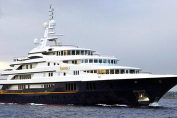 Freedom Superyacht Charter