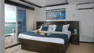 Doppelkabine - ausziehbare Betten