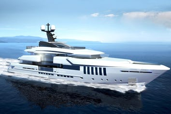 163ft Yacht OURANOS