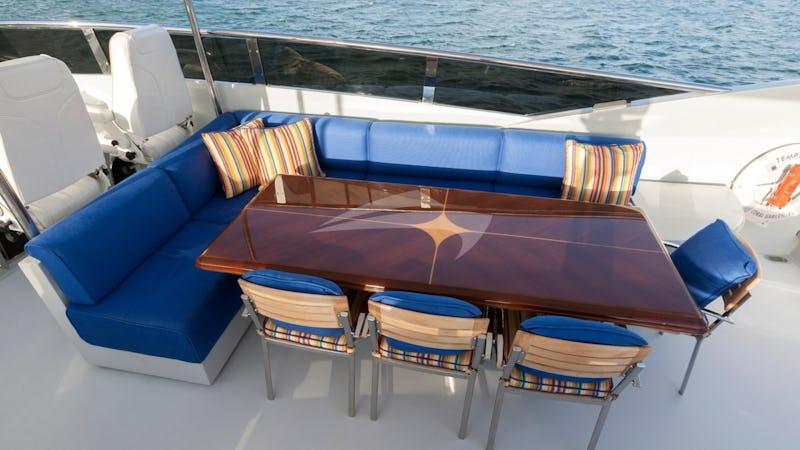 Sun Deck Seating