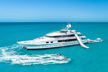 157ft Yacht TOP FIVE