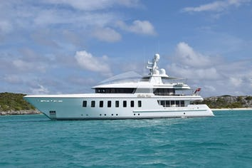 147ft Yacht BELLA