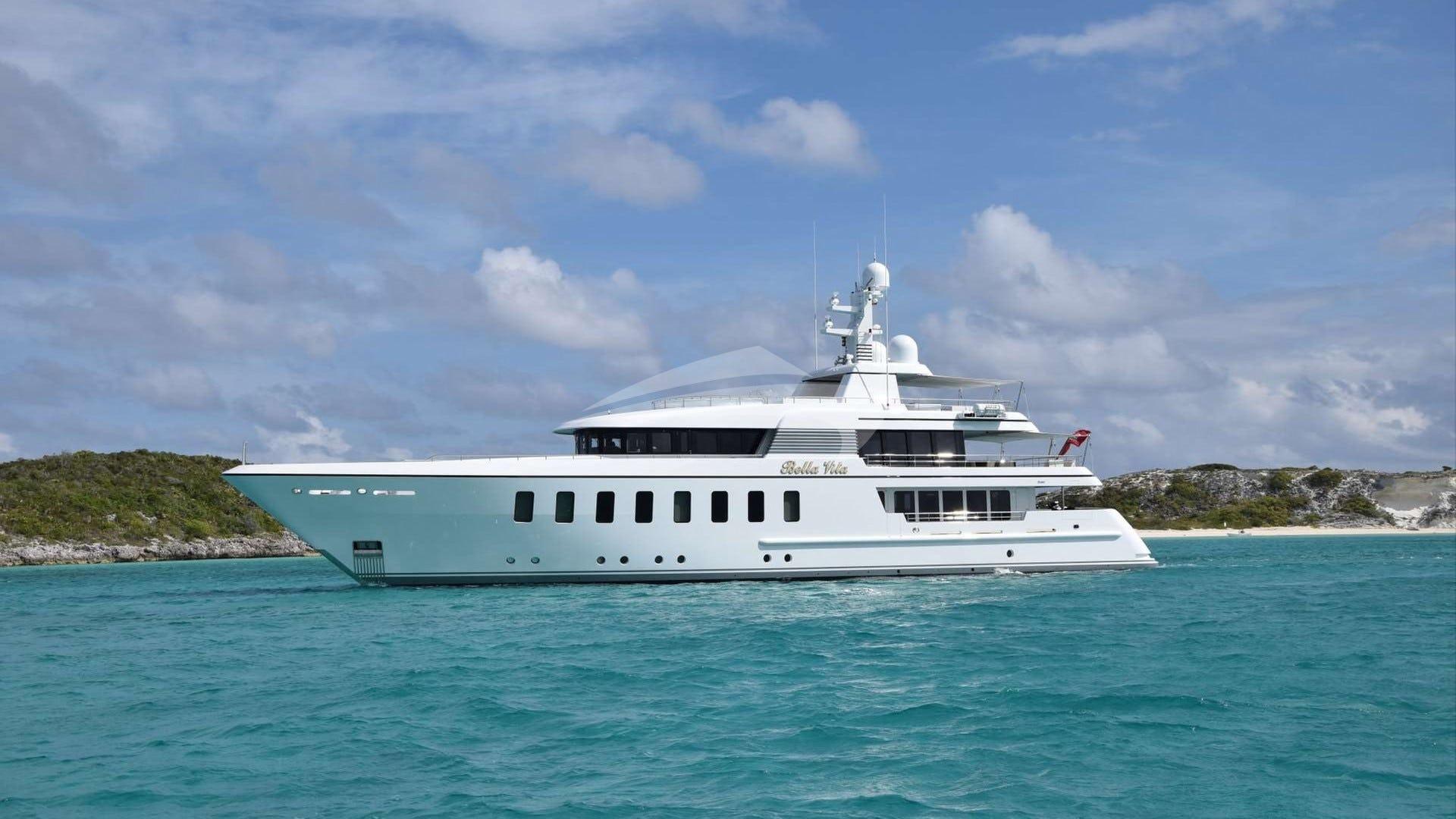 Yacht BELLA Charter Yacht