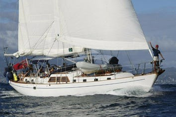 53ft Yacht DOVE, THE