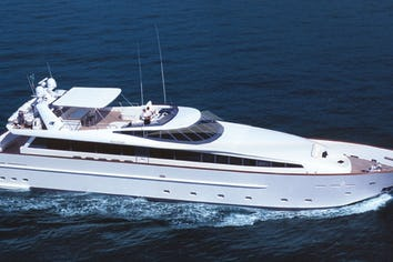 118ft Yacht SEA WISH