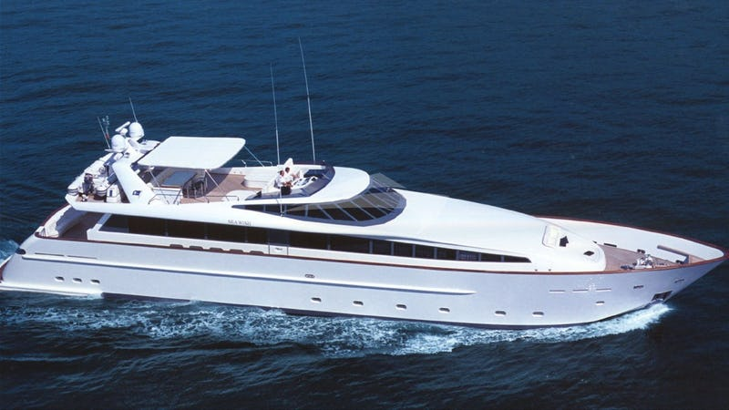 Yacht Charter SEA WISH