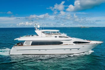 94ft Yacht QUINTESSA