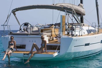 51ft Yacht EURIBIA