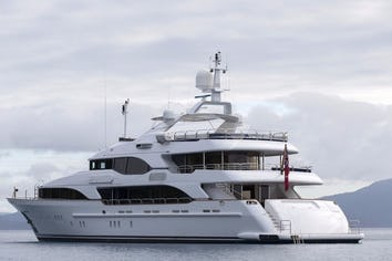 145ft Yacht SOVEREIGN
