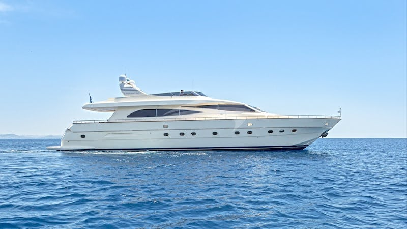 Yacht Charter VYNO