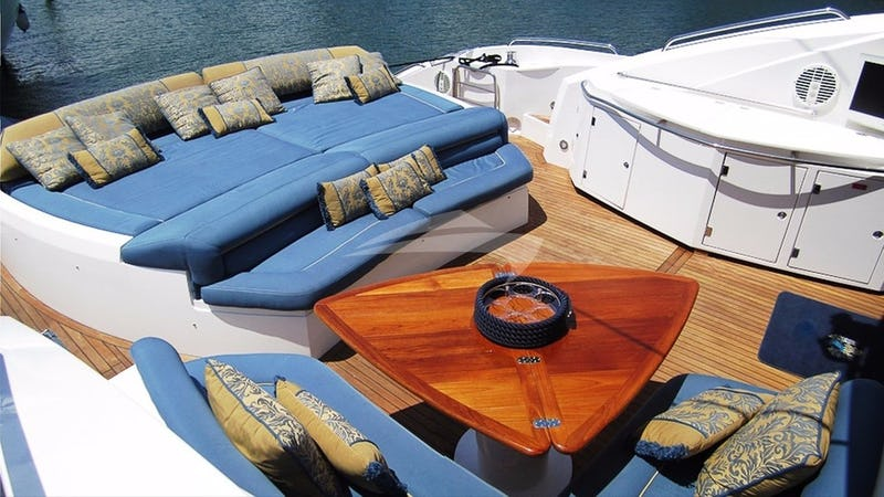 IMPULSIVE TOO :: Aft Deck