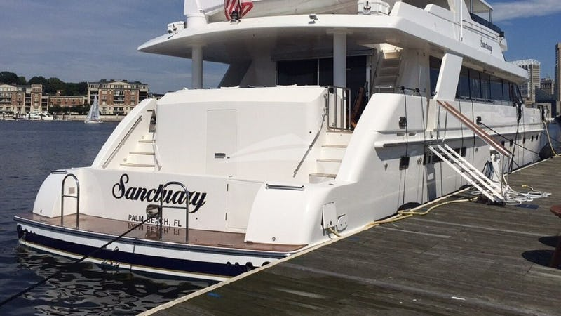 SANCTUARY :: At Anchor